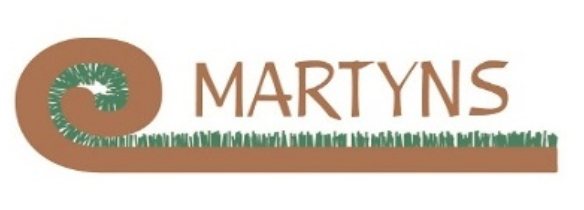Martyn's Grass Lawns Ltd Logo