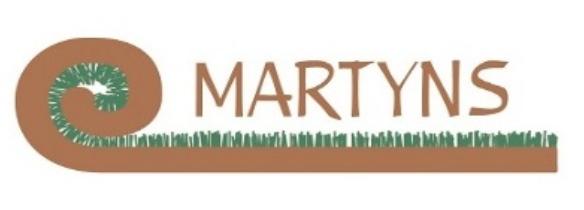 Martyn's Grass Lawns Ltd Logo