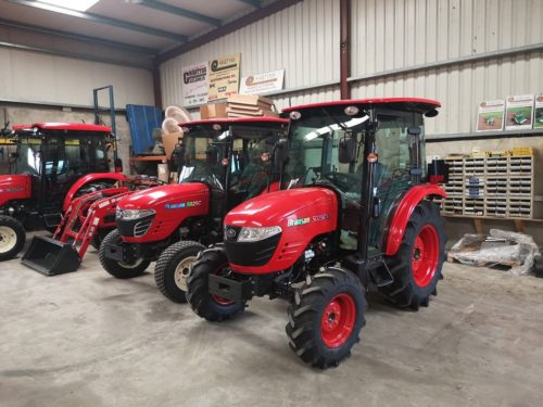 Branson Compact Tractors