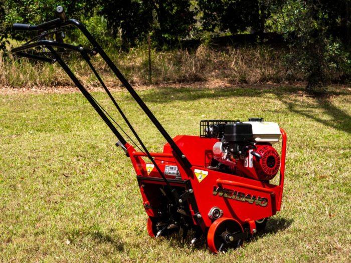 Weibang WB456AH - Lawn Aerator